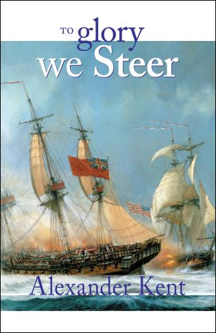 Cover image for the book To Glory We Steer