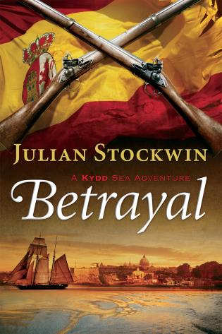Cover image for the book Betrayal