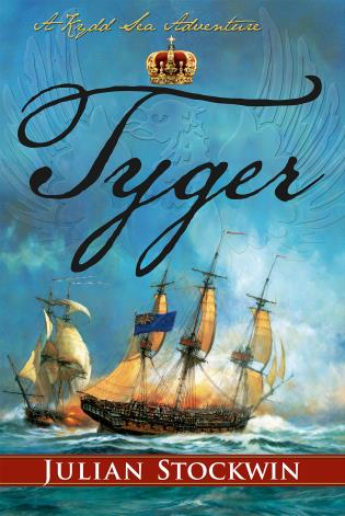 Cover image for the book Tyger