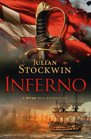 Cover image for the book Inferno