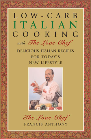 Cover image for the book Low-Carb Italian Cooking: with The Love Chef