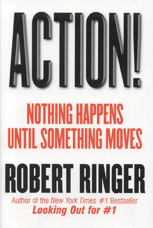 Cover image for the book Action!: Nothing Happens Until Something Moves