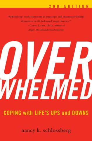 Cover image for the book Overwhelmed: Coping with Life's Ups and Downs, 2nd Edition