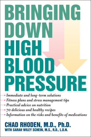 Cover image for the book Bringing Down High Blood Pressure