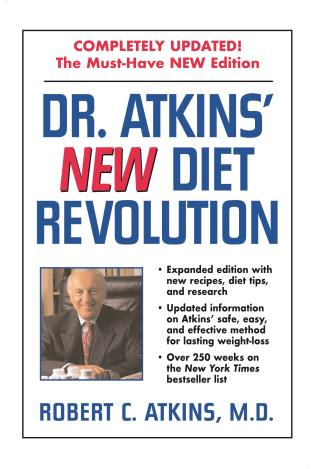 Cover image for the book Dr. Atkins' New Diet Revolution, Revised Edition