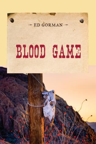 Cover image for the book Blood Game
