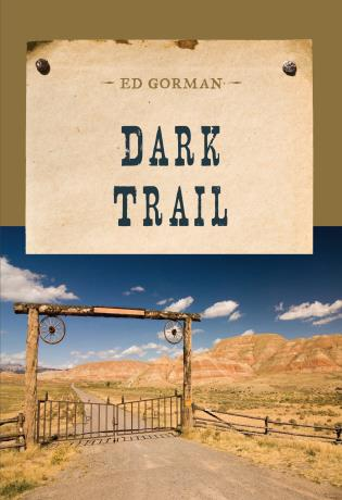 Cover image for the book Dark Trail