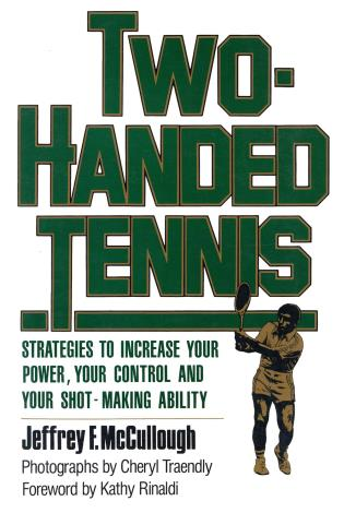 Cover image for the book Two-Handed Tennis