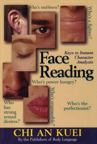Cover image for the book Face Reading: Keys to Instant Character Analysis