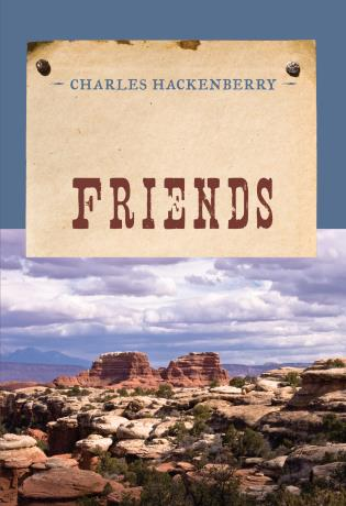Cover image for the book Friends