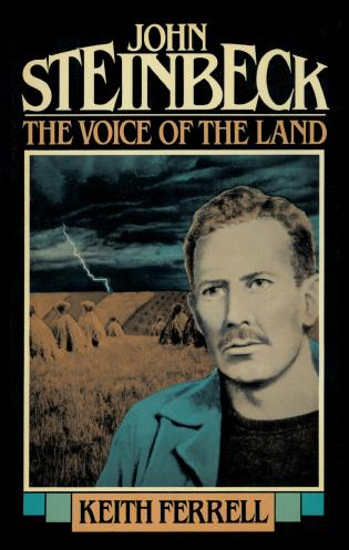 Cover image for the book John Steinbeck: The Voice of the Land