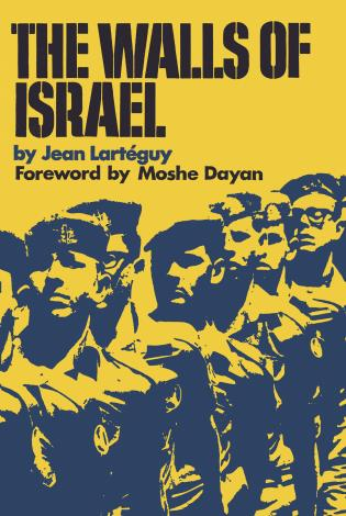 Cover image for the book The Walls of Israel
