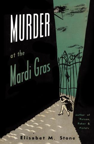 Cover image for the book Murder at the Mardi Gras