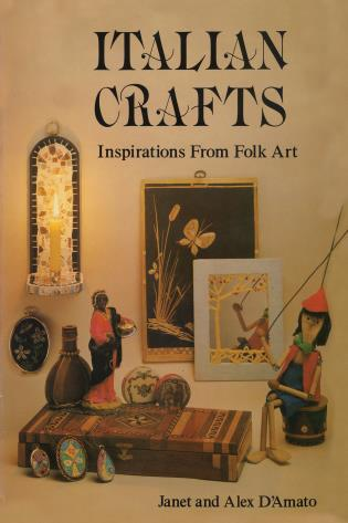 Cover image for the book Italian Crafts: Inspirations From Folk Art