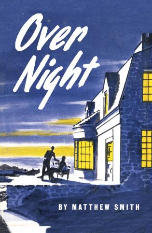 Cover image for the book Overnight