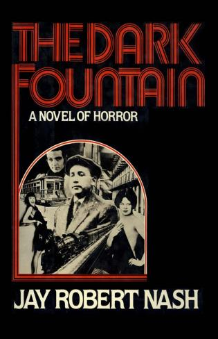 Cover image for the book The Dark Fountain: A Novel of Horror