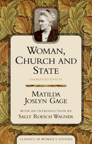Cover image for the book Woman, Church, and State