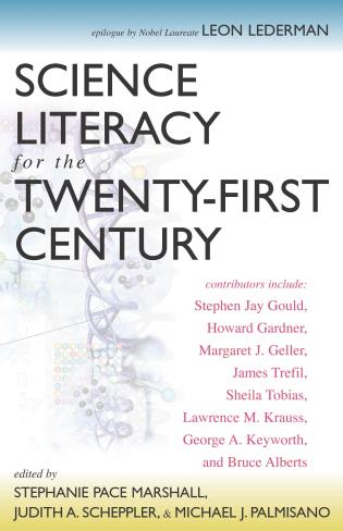 Cover image for the book Science Literacy for the Twenty-First Century