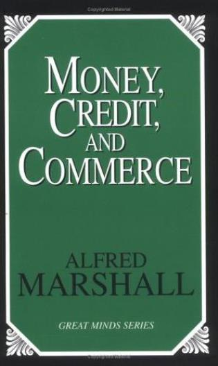 Cover image for the book Money, Credit, and Commerce