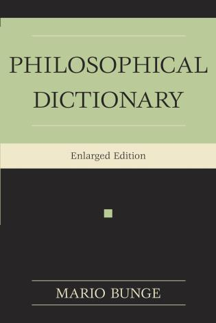 Cover image for the book Philosophical Dictionary