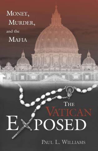 Cover image for the book The Vatican Exposed: Money, Murder, and the Mafia