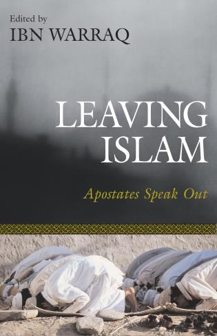 Cover image for the book Leaving Islam: Apostates Speak Out