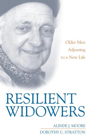Cover image for the book Resilient Widowers: Older Men Adjusting to a New Life