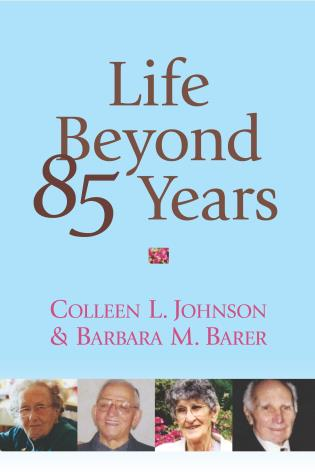 Cover image for the book Life Beyond 85 Years