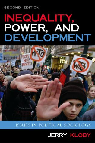 Cover image for the book Inequality, Power, and Development: Issues in Political Sociology