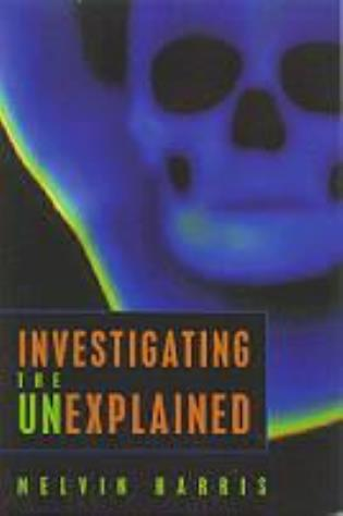 Cover image for the book Investigating the Unexplained