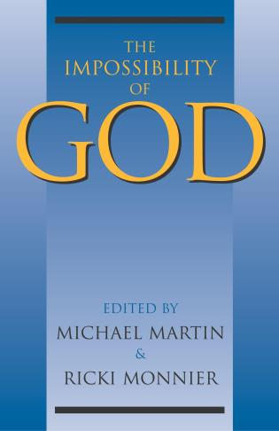 Cover image for the book The Impossibility of God