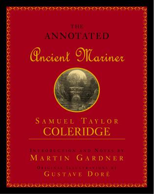 Cover image for the book Annotated Ancient Mariner: The Rime of the Ancient Mariner