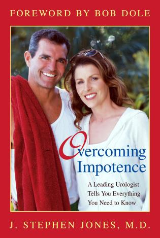 Cover image for the book Overcoming Impotence: A Leading Urologist Tells You Everything You Need to Know