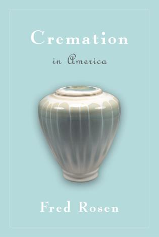 Cover image for the book Cremation in America