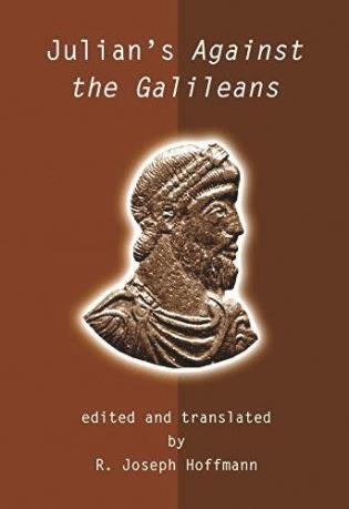Cover image for the book Julian's Against the Galileans