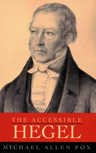 Cover image for the book The Accessible Hegel
