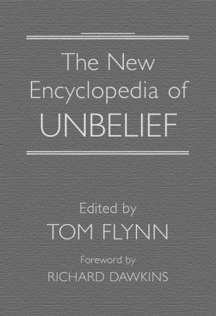 Cover image for the book The New Encyclopedia of Unbelief