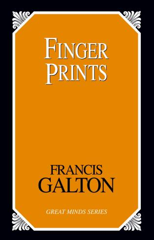 Cover image for the book Finger Prints