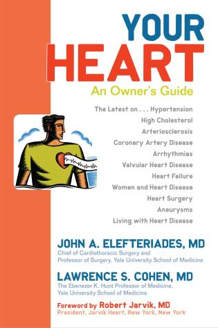 Cover image for the book Your Heart: An Owner's Guide
