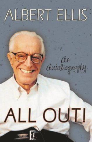 Cover image for the book All Out!: An Autobiography