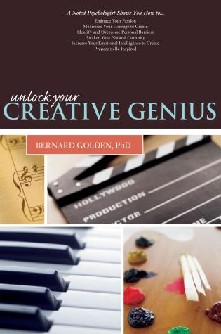 Cover image for the book Unlock Your Creative Genius