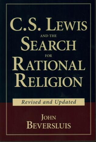 Cover image for the book C.S. Lewis and the Search for Rational Religion