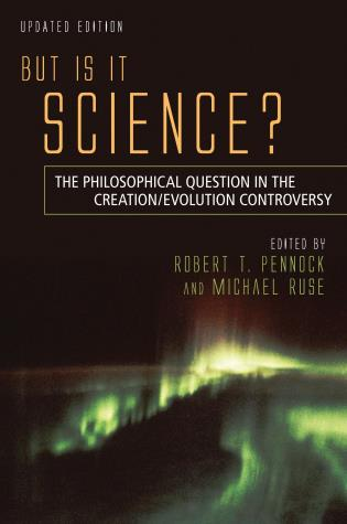 Cover image for the book But Is It Science?: The Philosophical Question in the Creation/Evolution Controversy