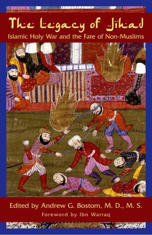 Cover image for the book The Legacy of Jihad: Islamic Holy War and the Fate of Non-Muslims