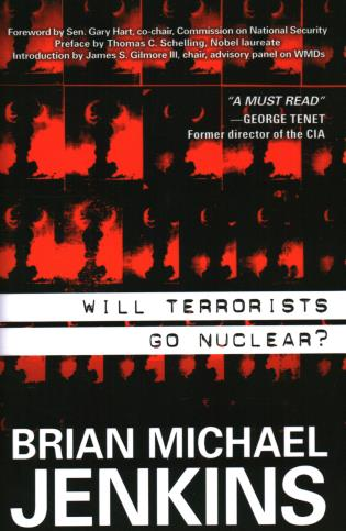 Cover image for the book Will Terrorists Go Nuclear?