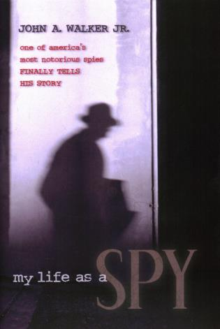 Cover image for the book My Life As a Spy