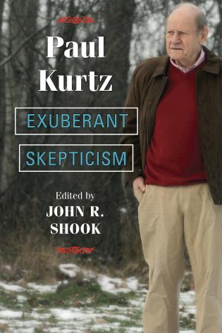 Cover image for the book Exuberant Skepticism