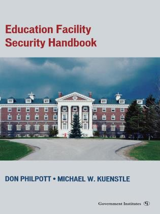 Cover image for the book Education Facility Security Handbook