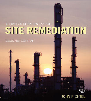 Cover image for the book Fundamentals of Site Remediation: for Metal- andHydrocarbon-Contaminated Soils, Second Edition