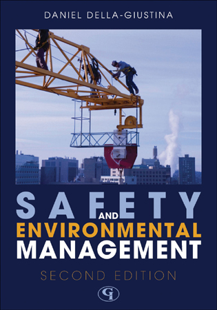 Cover image for the book Safety and Environmental Management, Second Edition
